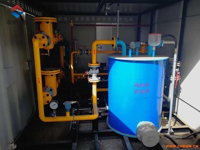 燃气调压设备——工作原理