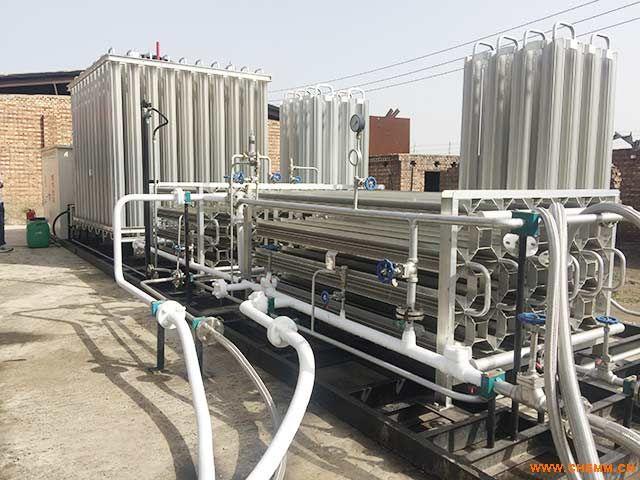 气化站设备-lng气化站设备--气化站设备设计流程