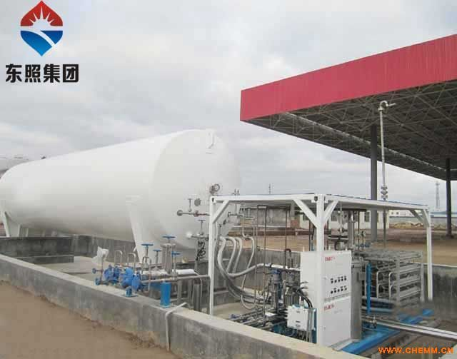 LNG加气站设备(建站模式)详细介绍