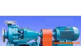 IH耐腐蚀单级单吸不锈钢化工离心泵