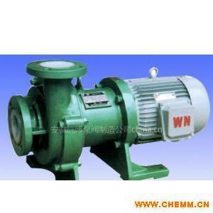 CQF氟塑料磁力驱动泵