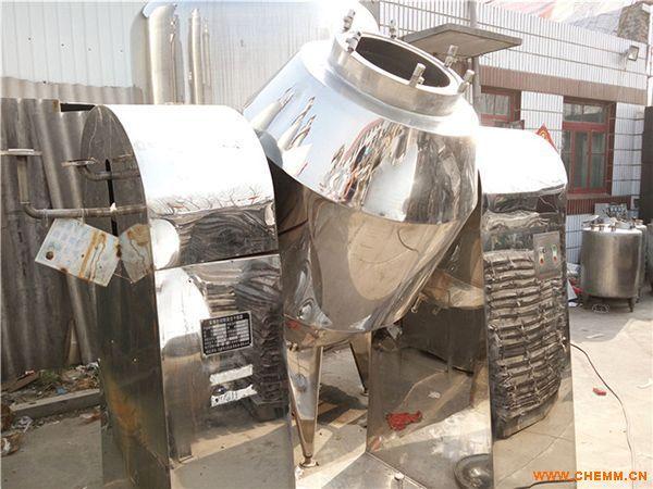 厂家直销二手500L双锥干燥机