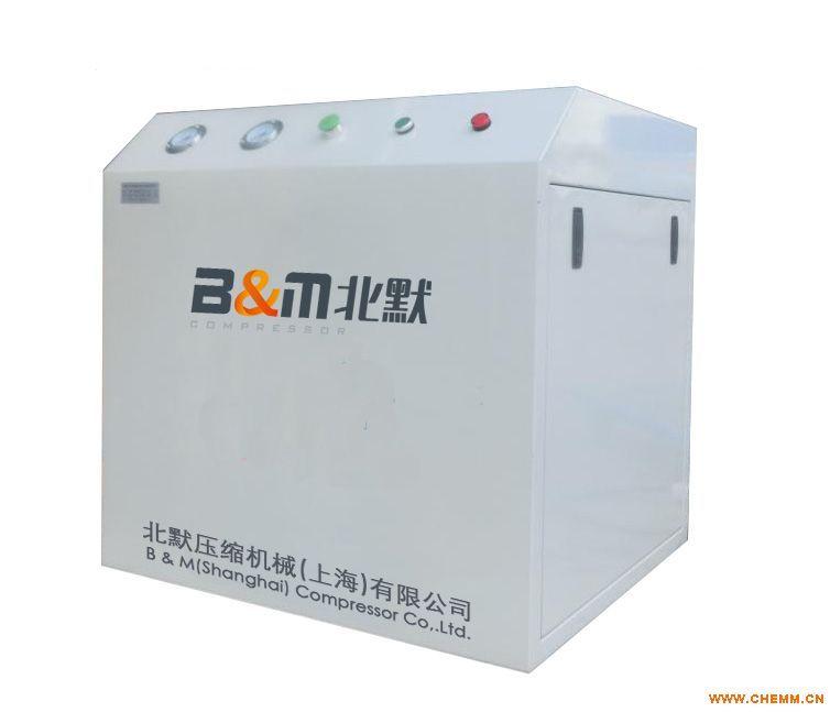 中高压活塞式微油空气压缩固定机BHG-1.0/40