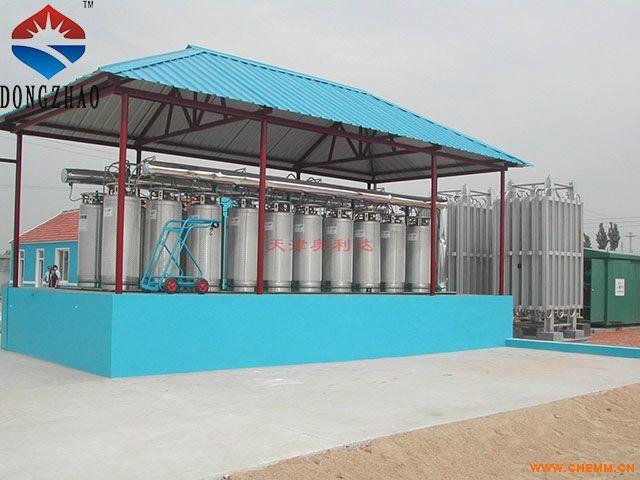 lng瓶组撬|lng瓶组气化撬(lng瓶组站)实施方案