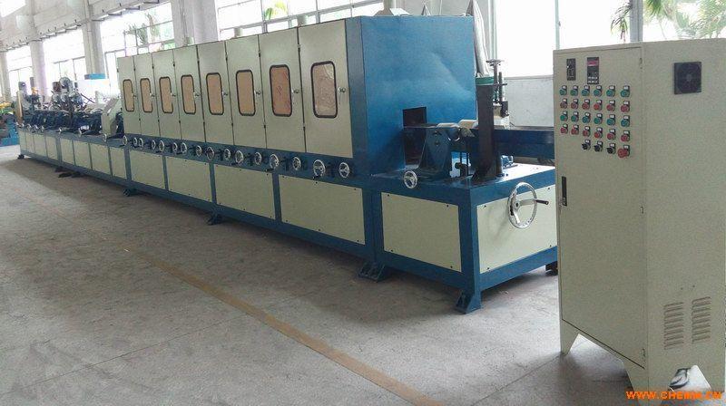 新科炬高档无缝纸管生产设备、高速纸管抛光机