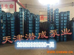 井用热水潜水泵、55kw热水潜水泵、300米热水潜水泵找天津潜成泵业