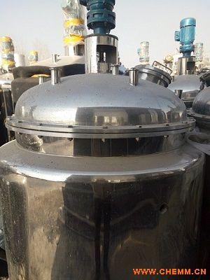 现货供应 二手2000L全不锈钢全新电加热浓配罐