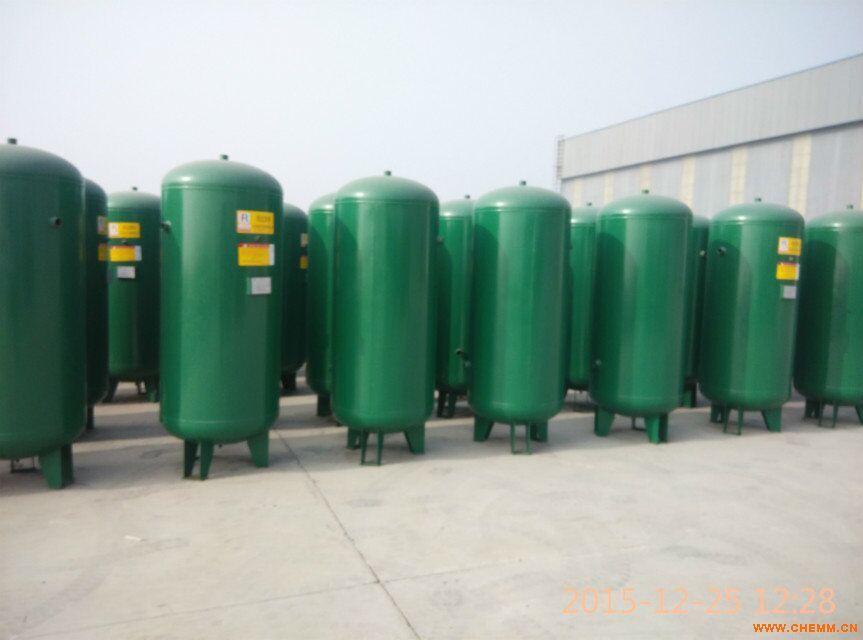 空气储罐--储气罐---碳钢储气罐规格参数表