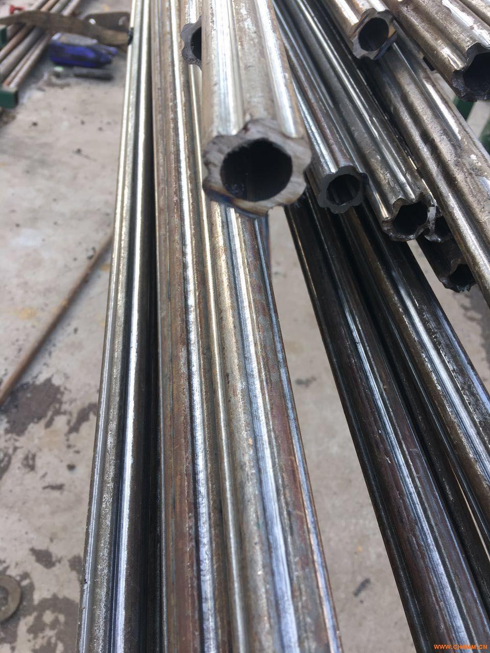 冷拔异型钢管优质梅花异型钢管
