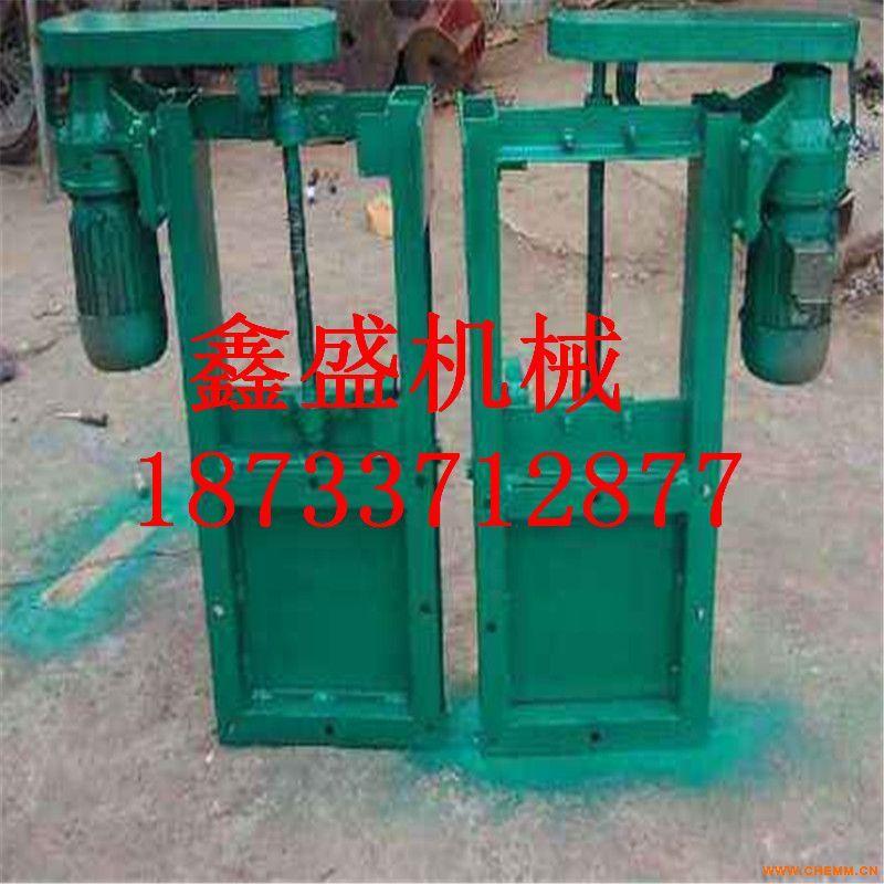 供应电动插板阀 结构紧凑 耐磨 泄漏量小 可定制