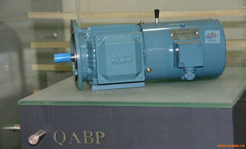 ABB变频调速制动刹车电机 | QABP系列电机卧式正品