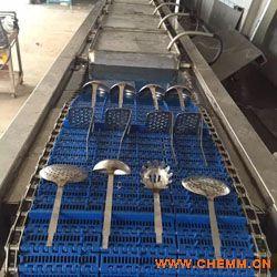 不锈钢餐具厨具清洗机_工业上抛光蜡清洗设备