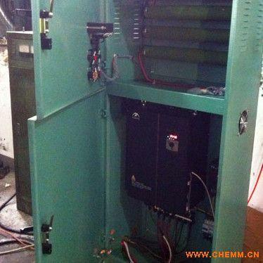 冷镦机上用奥圣变频器操控,节电达20%