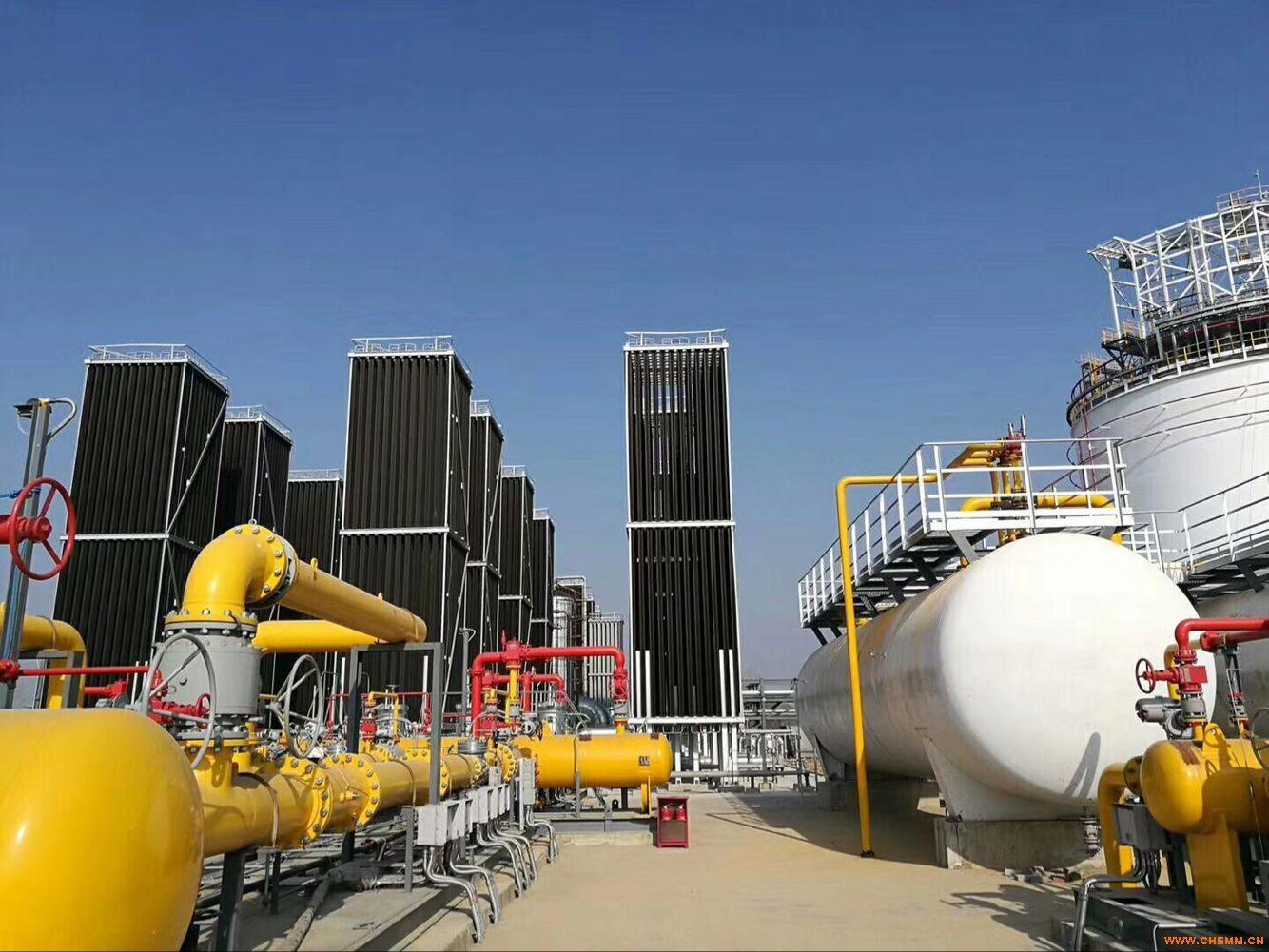 天然气储备库(天然气储配站)(天然气接收站)