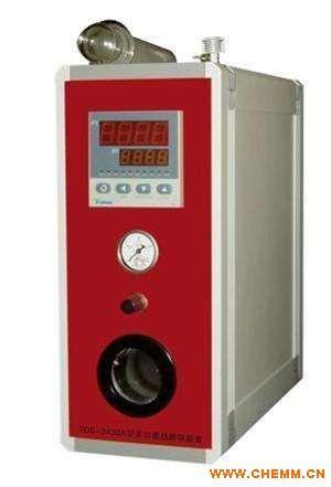 溶剂汽油的热解吸仪