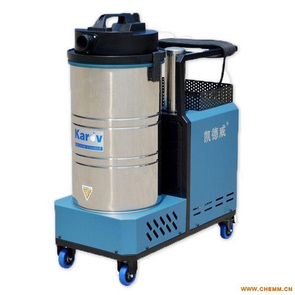 艾隆dl4080x大功率吸尘器,380V工业吸尘器,纺织专用吸尘器,超细粉尘工业吸尘器