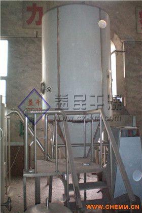 钛酸盐专用喷雾干燥机