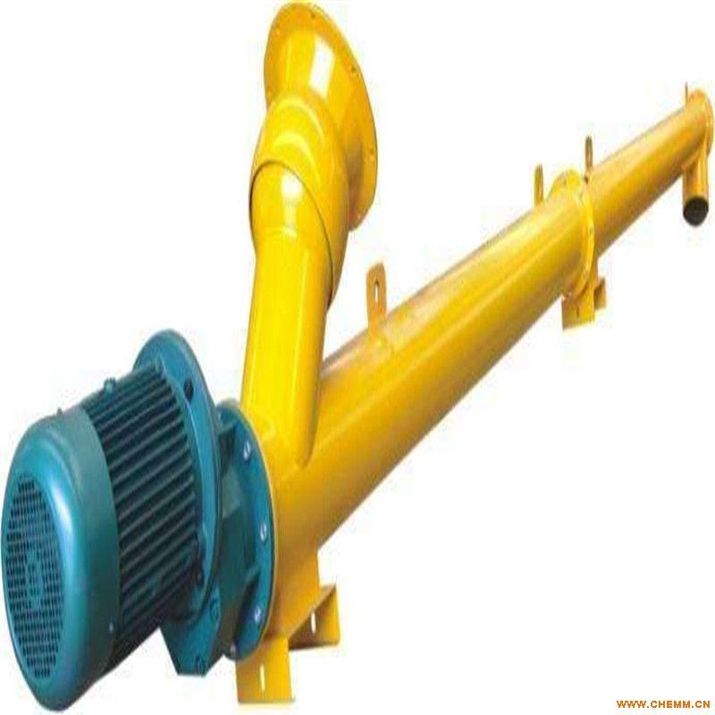 管式螺旋输送机俗称绞龙 适用广泛