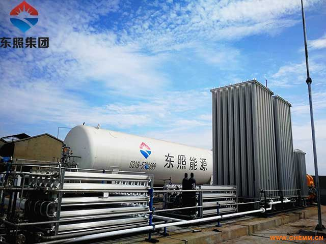 lng气化调压设备-气化调压撬组成设备-LNG气化设备供应厂
