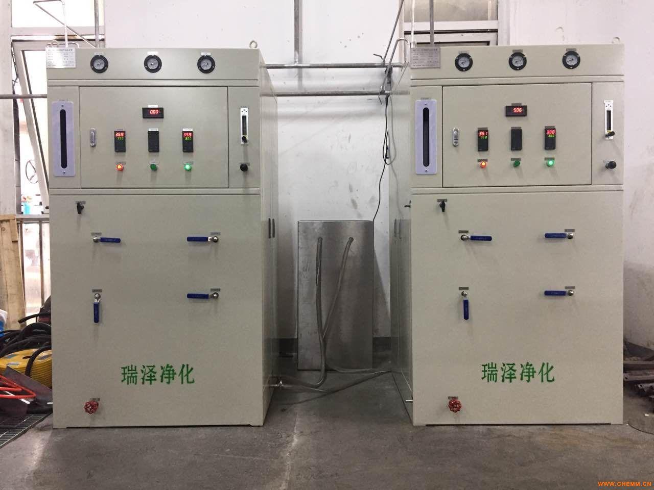 YYC、YCZ系列氧气纯化装置