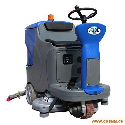 山东驾驶式洗地机厂家直销,青岛工业洗地机厂商,聊城自动洗地机