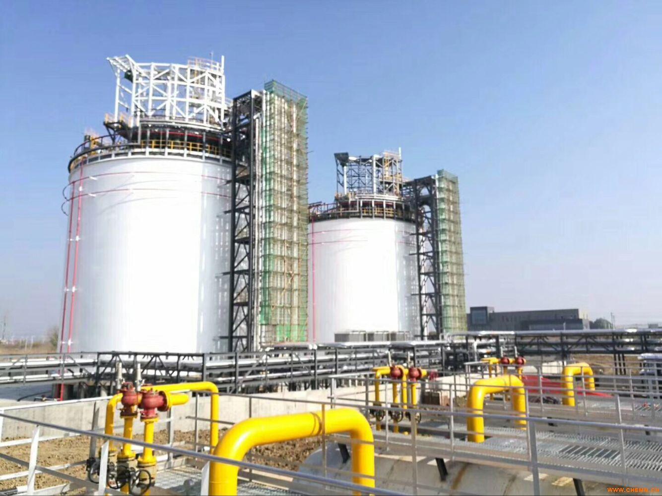 天然气储备站(大型建站方案设备提供)