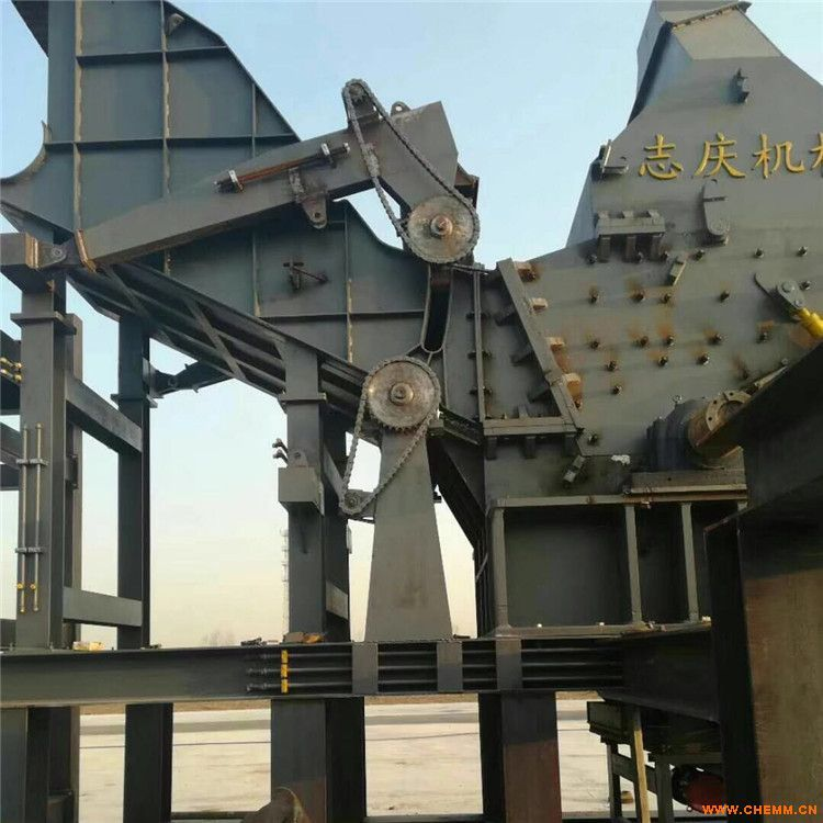 大型锤式废旧金属2000型破碎机厂家