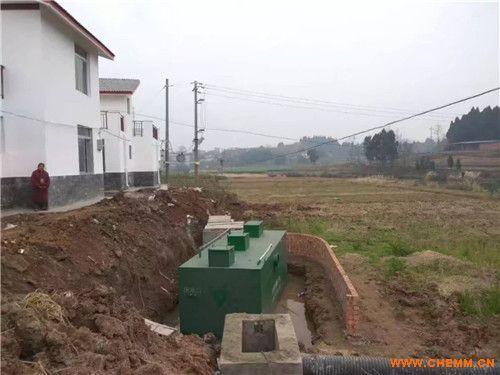 美丽乡村污水处理设施
