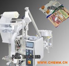 面粉自动包装机 豆粉套膜机