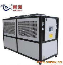 模具专用冷水机 电镀行业工业风冷式冷冻机