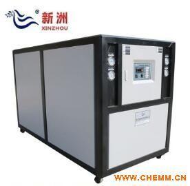 发泡机专用冷水机 冷水机组 水冷式箱式冷水机组