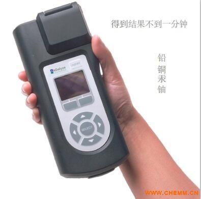 便携式水中重金属检测仪