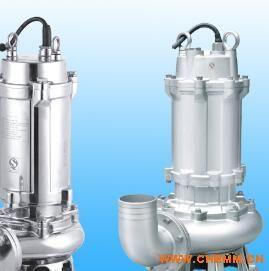 WQP型不锈钢排污泵