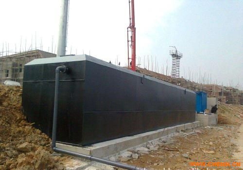一体化污水处理设备设计工艺原理及厂家