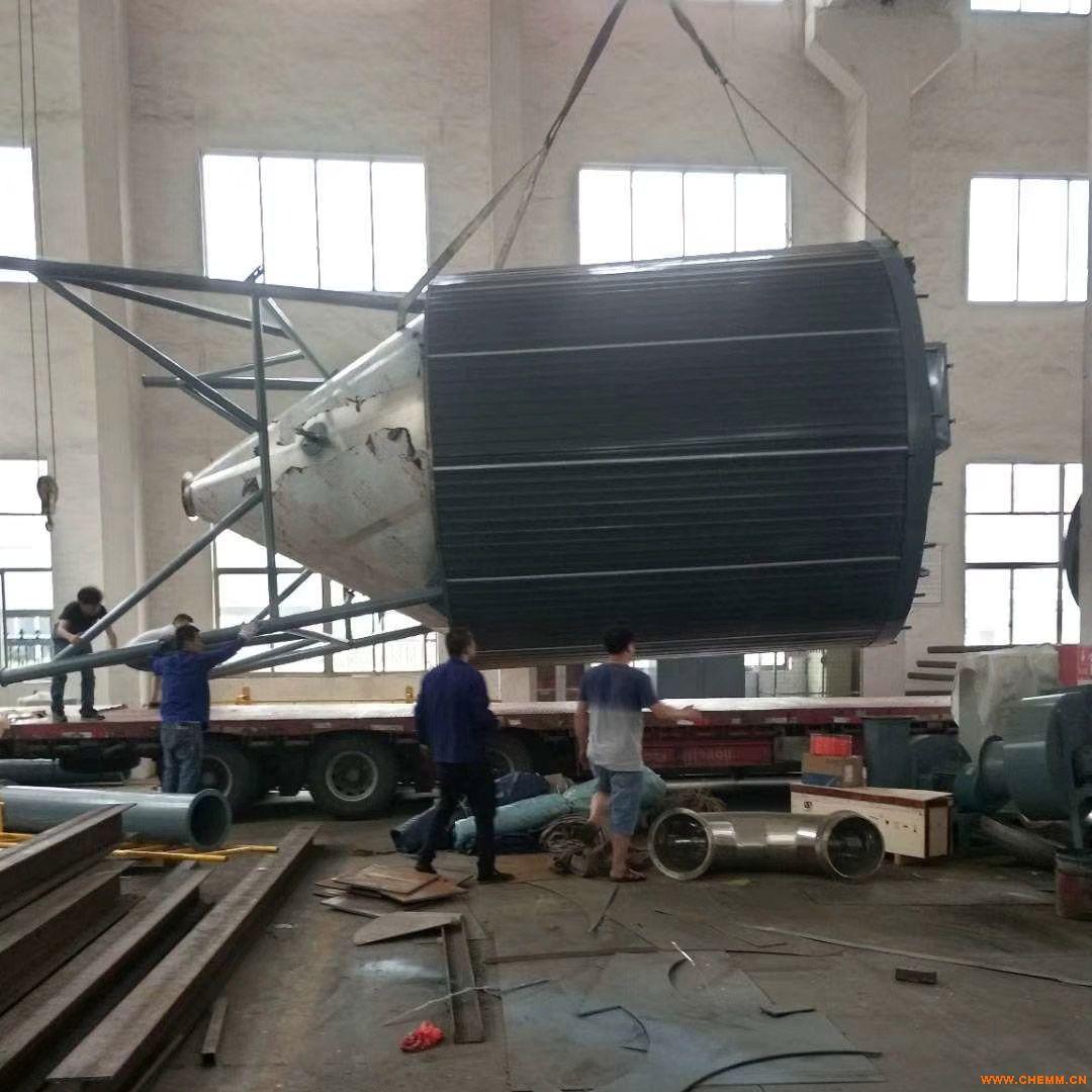 高速离心喷雾干燥机制作完工现已经装车发货