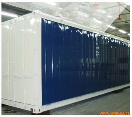 集装箱式海水淡化处理设备