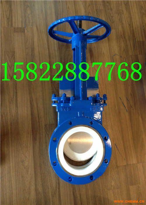 手动陶瓷刀型闸阀KJPZ73TC-16C 超级耐磨刀闸阀厂家