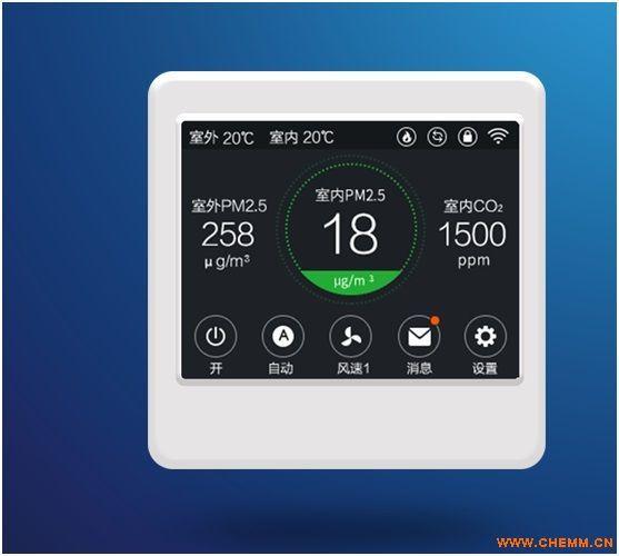 碧野千里酒店室内环境空气质量检测仪,室内空气质量检测仪
