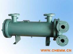 列管式冷凝器  不锈钢换热器设备