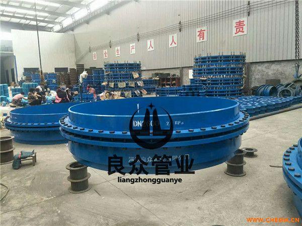 GRH焊接钢制限位伸缩器