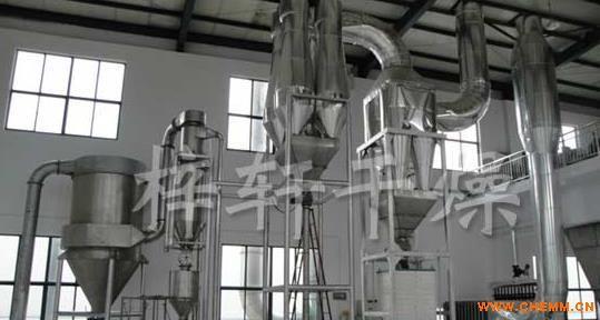 厂家直销QG系列酒糟脉冲式气流干燥机