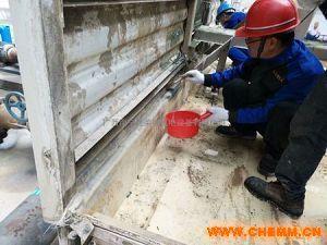 广西冷却塔补漏清洗改造及维修服务