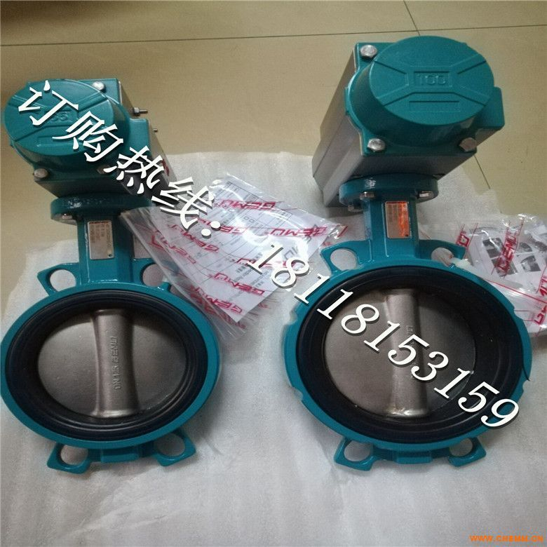工业设备专用盖米气动蝶阀,K481盖米蝶阀