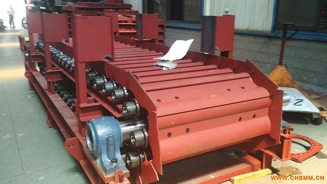 板式给料机在200t/h砂石生产线的应用