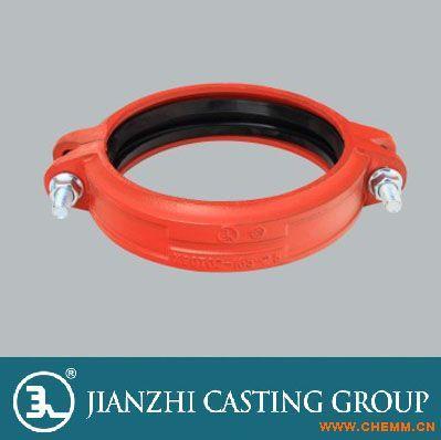 建支沟槽管件 消防管件 给排水管件