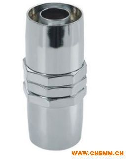 加油枪配件 6分 1寸油管中间接头 油管配件