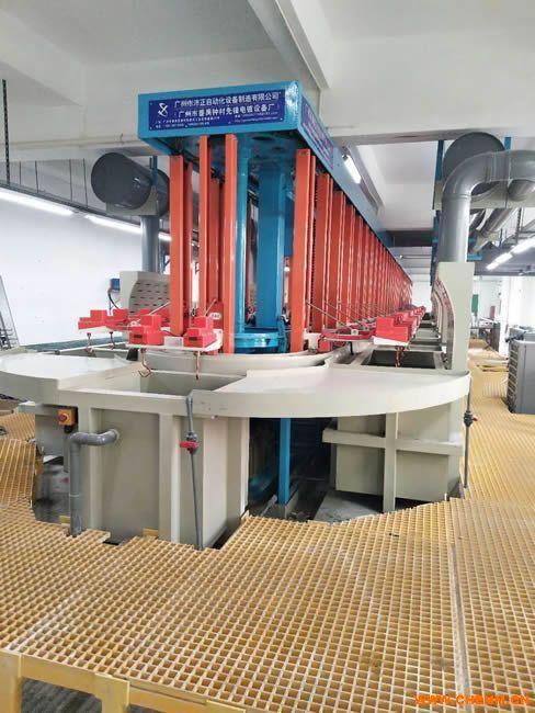 电镀设备价格咨询  广州沛正自动化公司