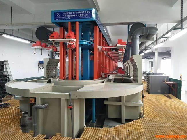 热处理生产线厂家   广州沛正自动化公司