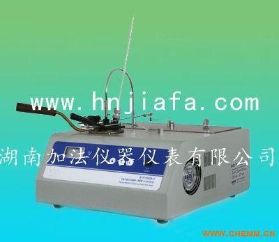 加法手动石油产品闭口闪点测定器GB/T261