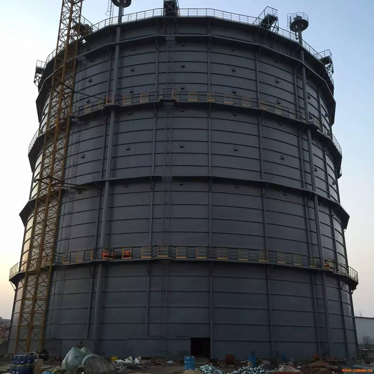 500-2000立方干式气柜图纸施工方案配件加工及维修